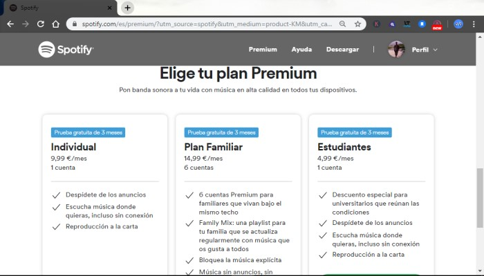 Activar Spotify Premium gratis 100% legal