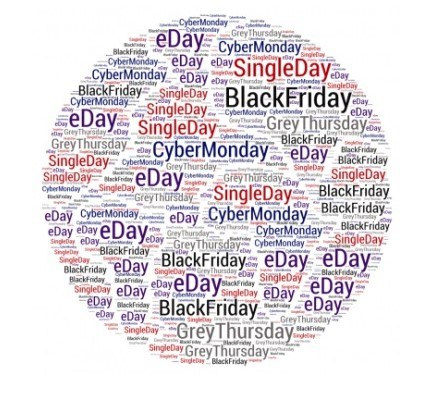 BlackFriday GreyThursday Cyber
