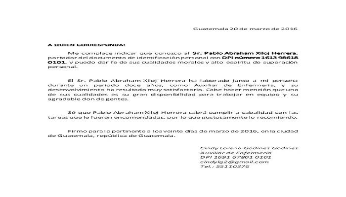 Carta-recomendación1