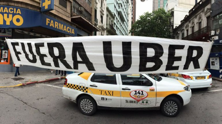 controversia con Uber