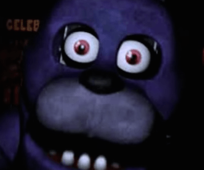 Bony Five Nights at Fredys