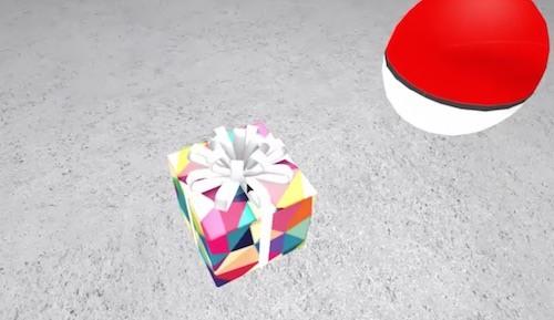 Caja sorpresa Roblox Pokemon Go