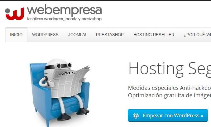 como elegir hosting dominio