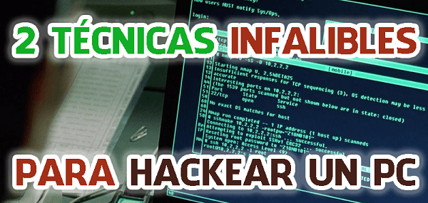 como hackear un ordenador facil