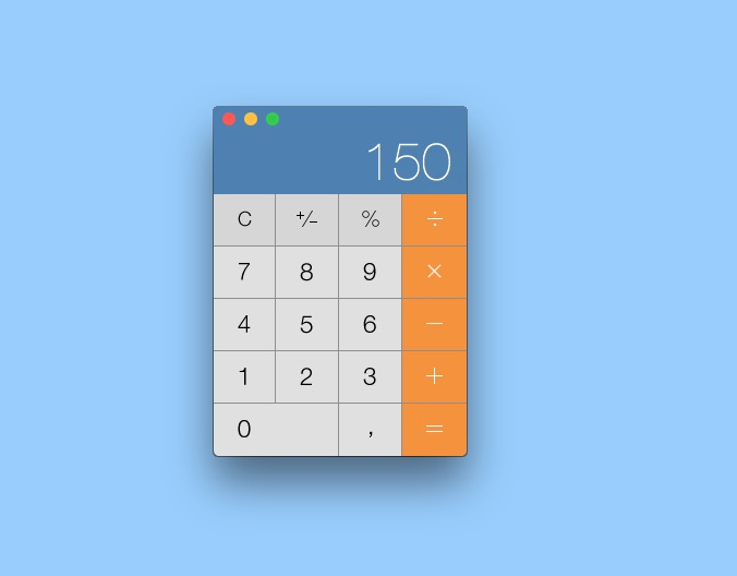 como sacar el porcentaje con la calculadora