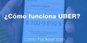 ¿Cómo funciona Uber? Tutorial de uso paso a paso
