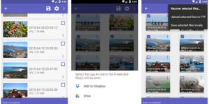 Cómo recuperar fotos borradas de celular o movil