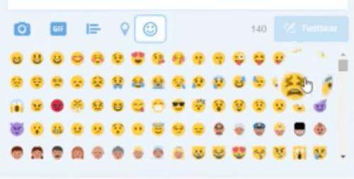 Emoticones en Twitter