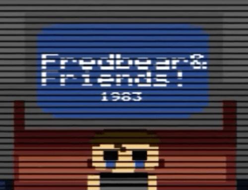 Fredbear Friends 1983