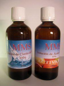 mms clorito de sodio