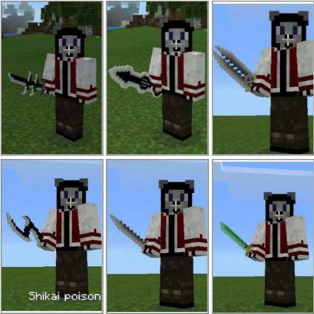 mods de espadas bleach