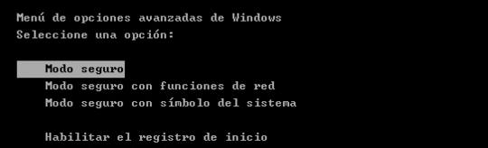 modo seguro para hackear