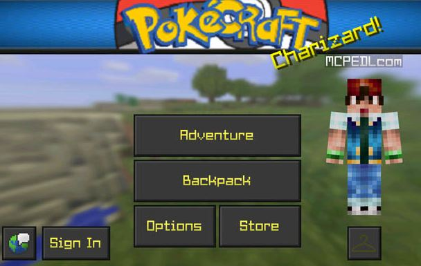 mods pokecraft pe