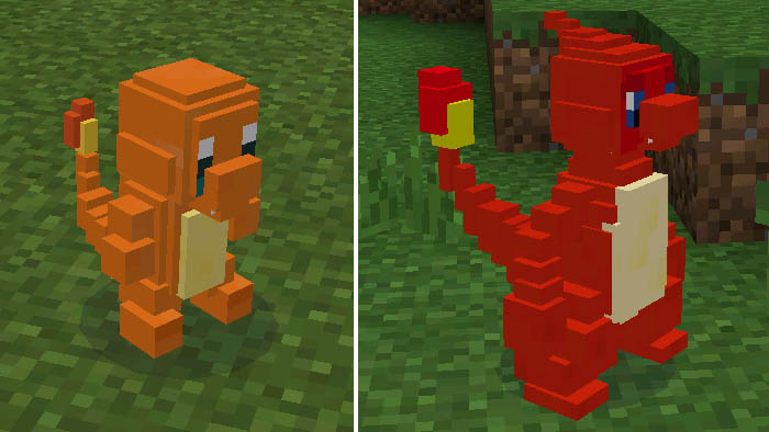 pokecraft-charmander-charmeleon