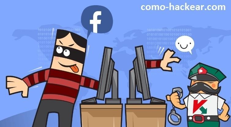 te pueden hackear la cuenta de facebook
