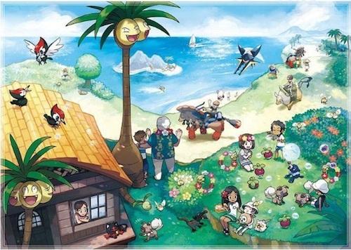 Trucos y secretos para Pokemon Moon