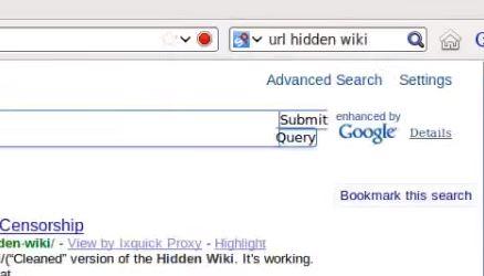 url hiden wiki
